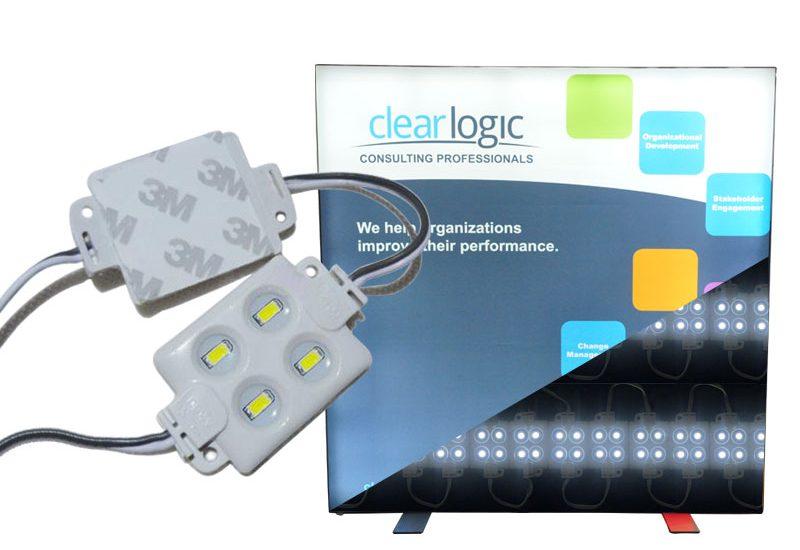 SMD 5730 LED Module 4pcs - 1