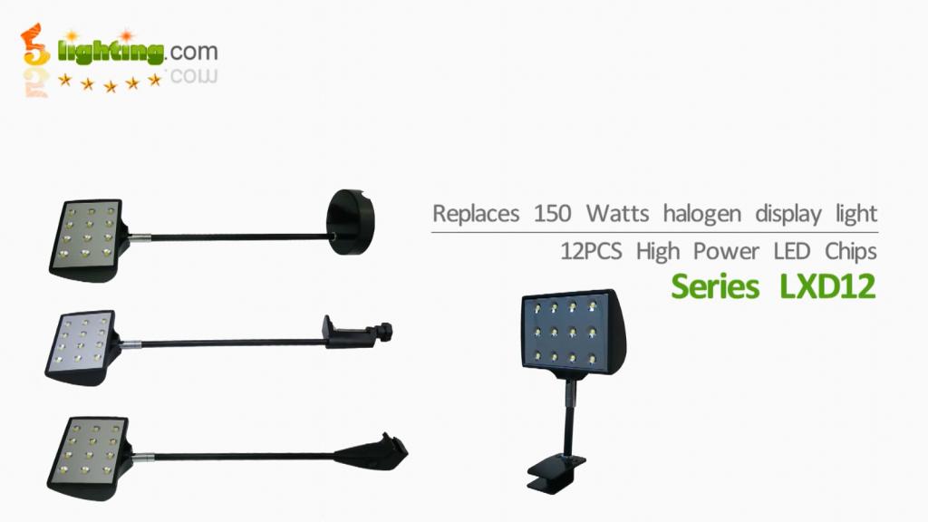 led pop-up stand lights