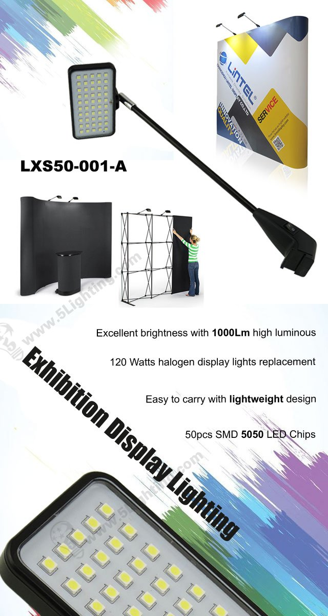 Exhibition Display Lights LXS50-001-A-1