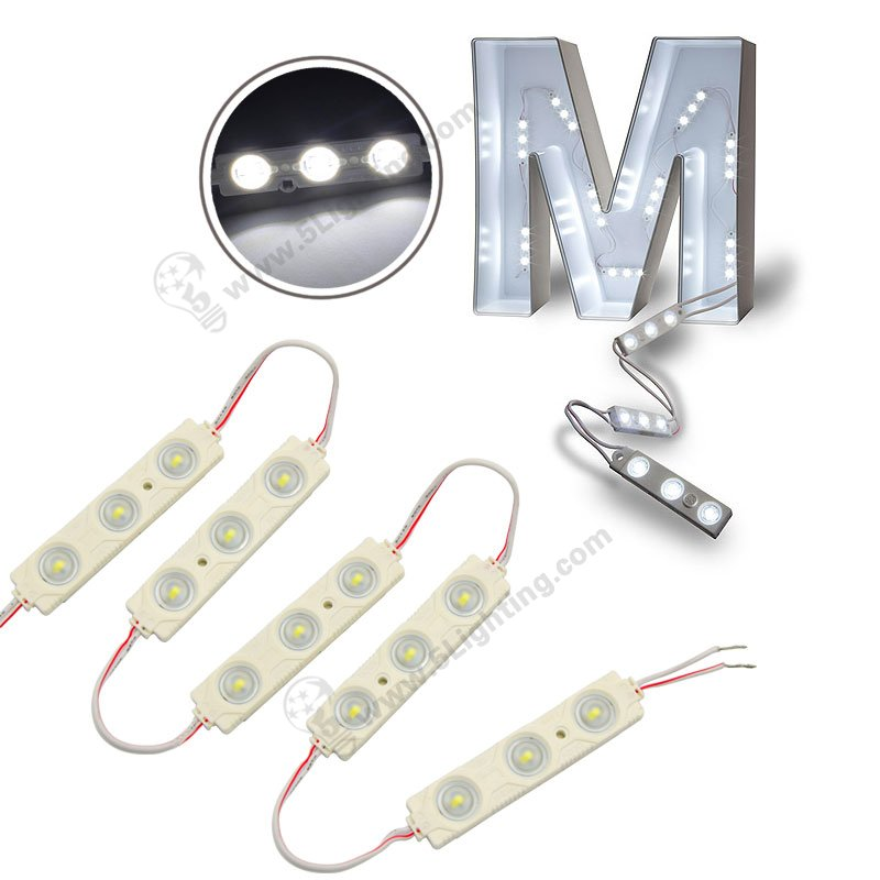 SMD 5730 LED Module - 3pcs - 1
