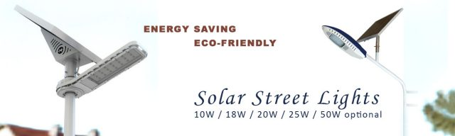 Solar Street Lights 25W