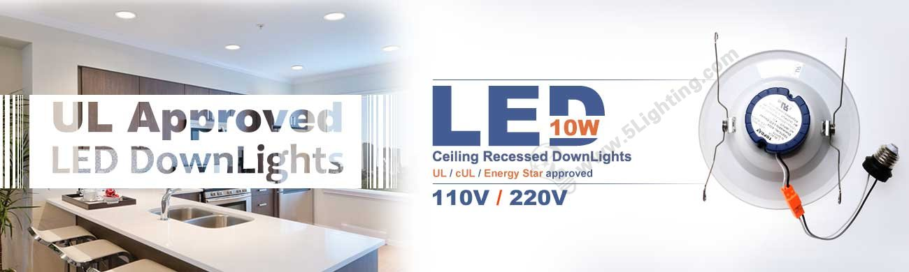 UL-LED-DownLight-Series