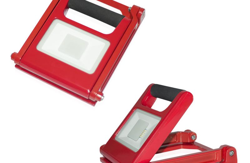 Portable LED Flood Light 15W - 2