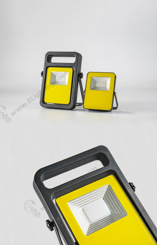 Rechargeable led flood lights Emergency lighting