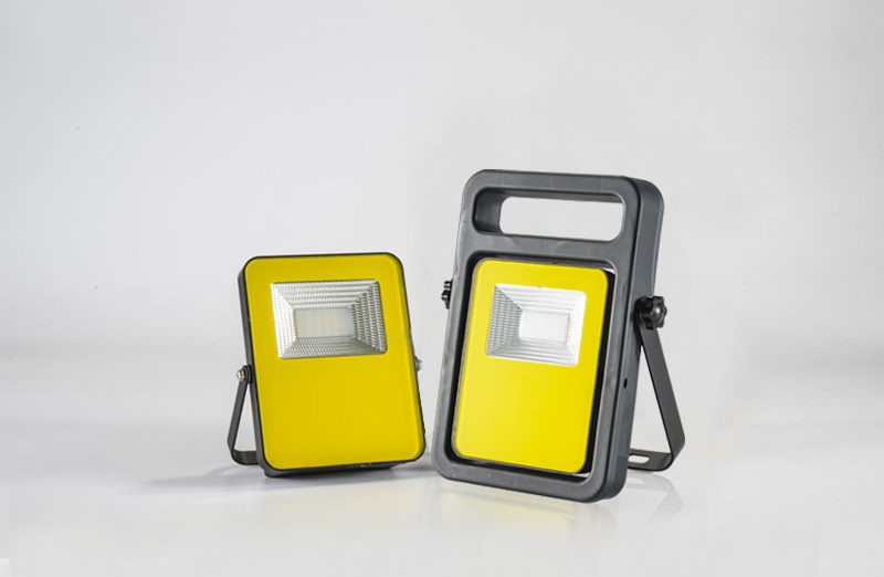 Rechargeable LED Flood Lights - 10W - 1