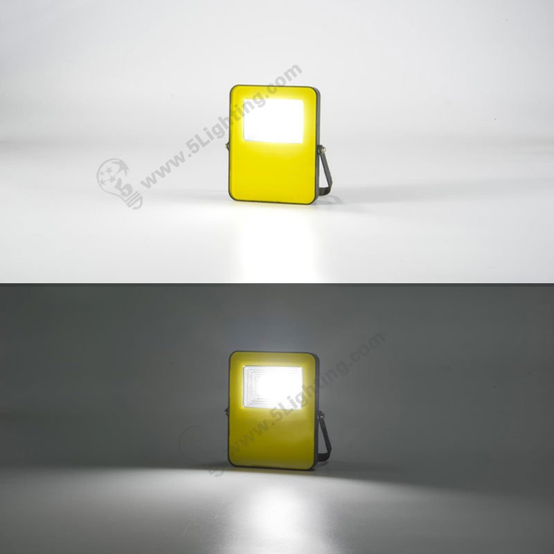 Rechargeable Led Flood Lights 10w Portable Work Light Led