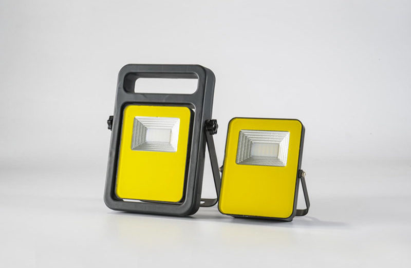 Rechargeable LED Flood Lights - 20W - 1