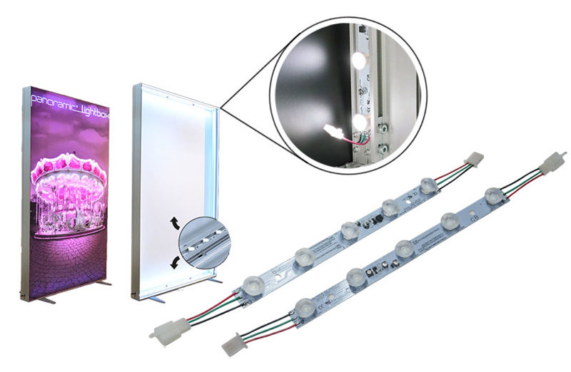Edge Lit LED Modules - 360mm - 1