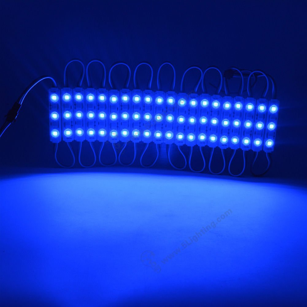 RGB SMD 5050 Led Modules Good Performance blue color