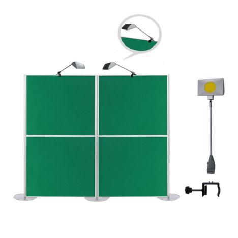 Panel Display Board Lighting Multi Clip LXCOB-A-10