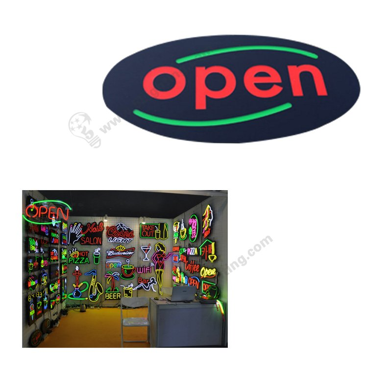 Custom Led Neon Open Signs Amp Open Signage For Business