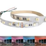 RGBWW strip lights , 5 colors