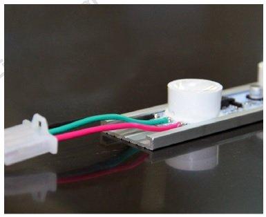 Osram edge lit led modules 300 mm heat sink