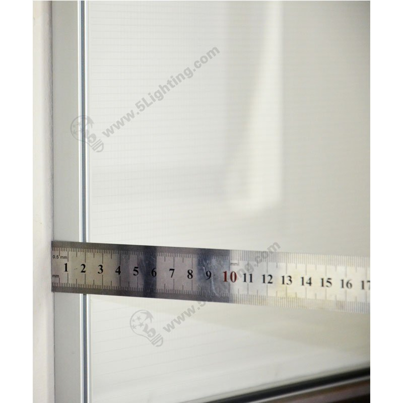 Slim Backlit Fabric Light Box 16.6 mm
