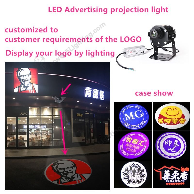 LED Advertising Projection Lights