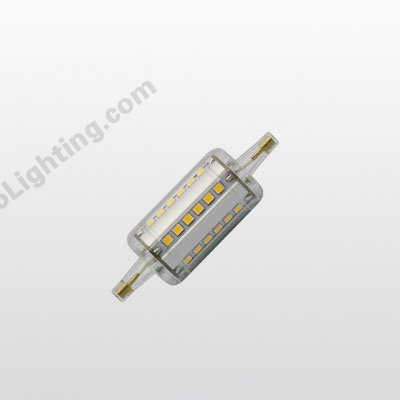led r7s bulbs 360 degree 78 mm