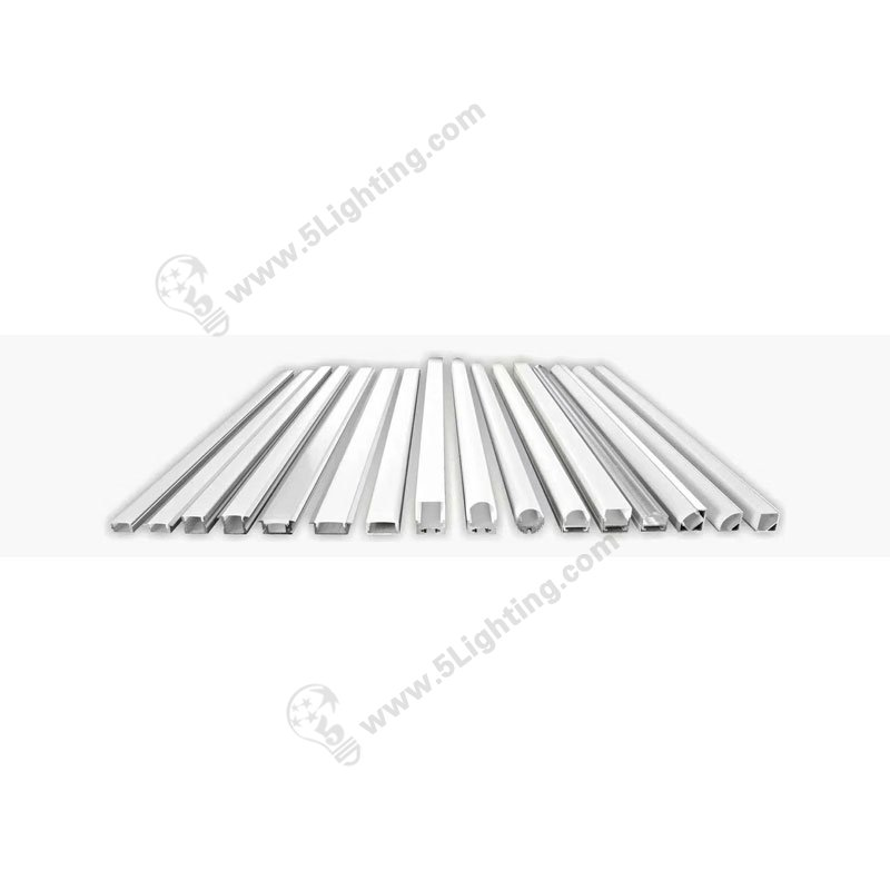 aluminum extrusion , profile, channel series