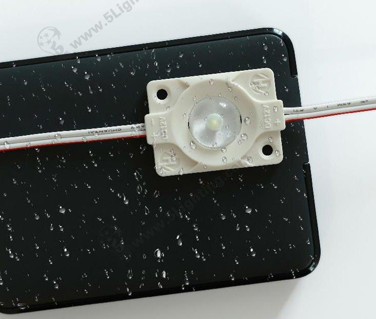 back light module waterproof for display