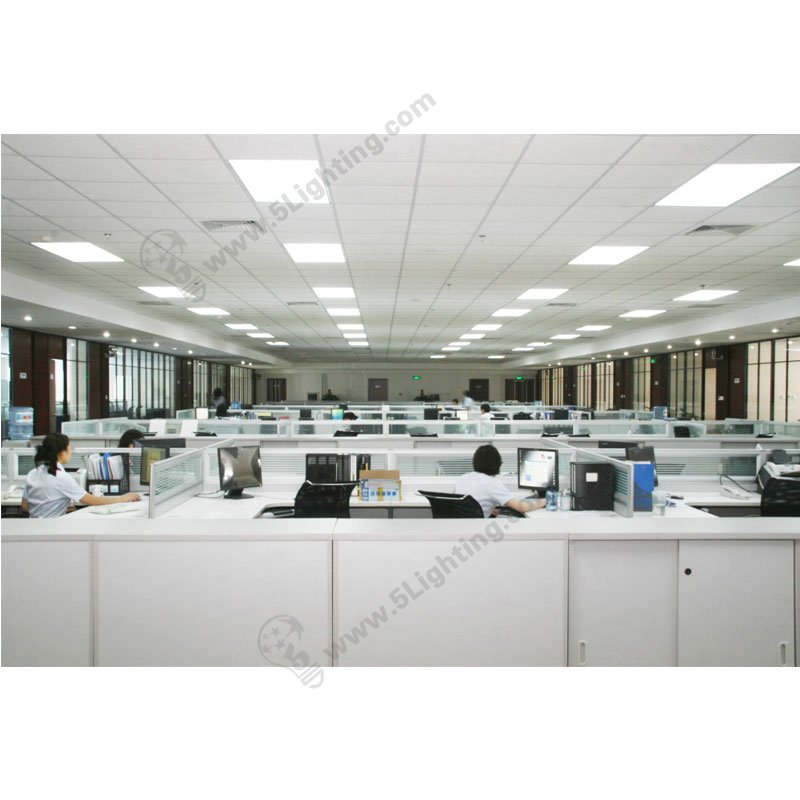 panel led lighting fixture application