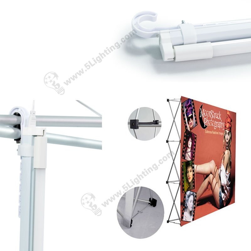 led tube lights backlit application