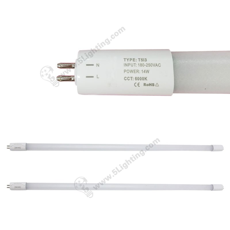 single ended led tubes t5 features