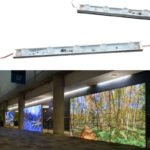 waterproof edge led lighting